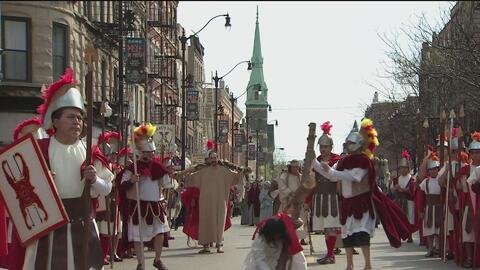 Así se conmemoraron el Viernes Santo en varias partes del mundo