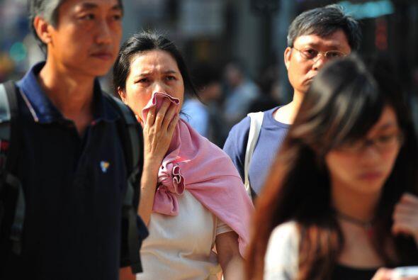 """""""En realidad las personas son un poco menos felices en general, y China..."""