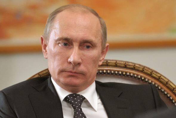 El presidente ruso, Vladímir Putin, envió hoy un telegrama...