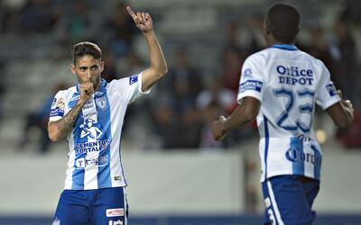 Pachuca goleó al Police United y son líderes de grupo en la Liga de Camp...