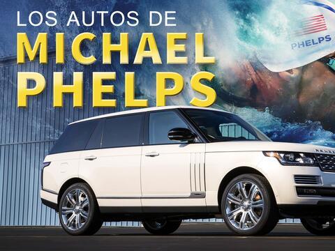 Los Autos de MIchael Phelps
