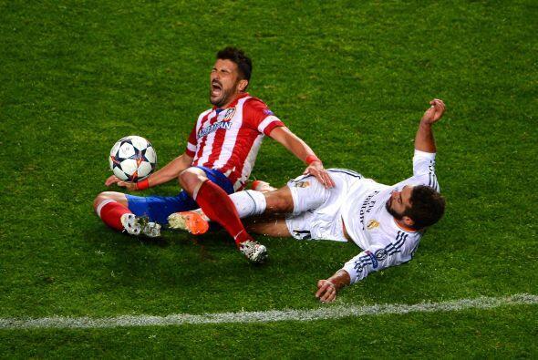 Al iniciar el alargue, se notaba a un Madrid más dispuesto a terminar la...