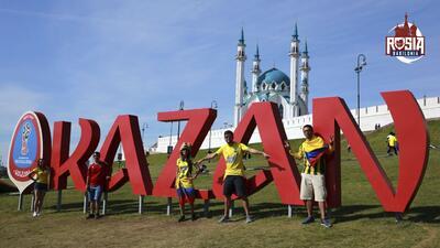 Día 10 | El día sin noche, el cielito lindo azul, amarillo y rojo en Kazán