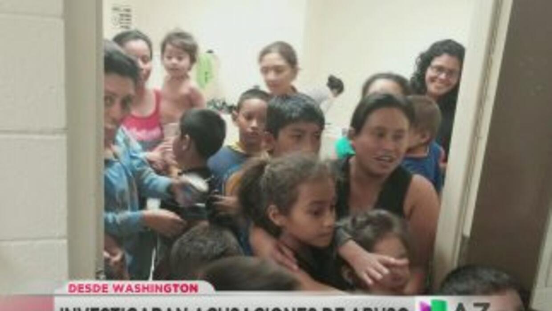 Reportan abusos a niños indocumentados