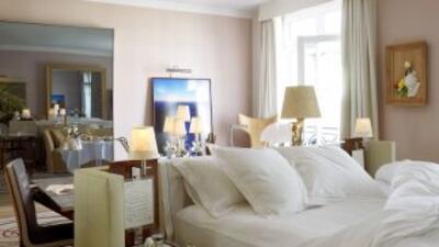 Hoteles de lujo de Paris