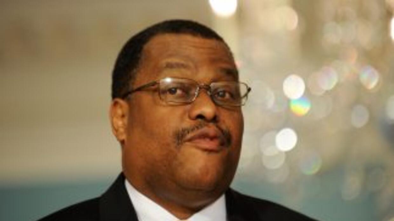 El primer ministro de Haití, Garry Conille, dimitió por medio de una car...