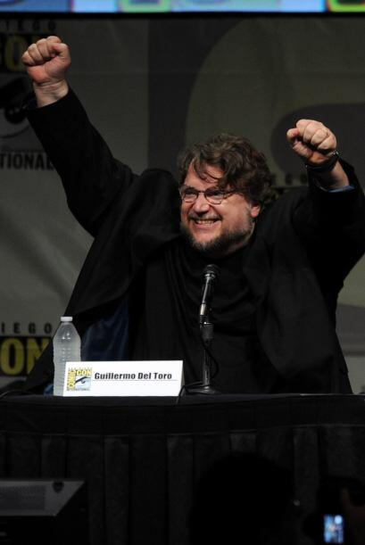 Guillermo del Toro nació el 9 de octubre de 1964 en Guadalajara México.