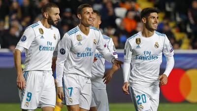 APOEL vs. Real Madrid Champions 2017