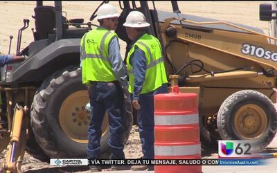 Una fuga de gas paraliza las actividades al oeste de la autopista 290