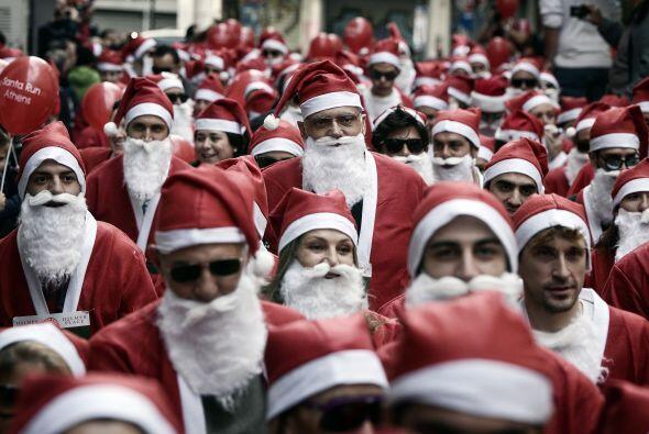 Todos los Santas se vieron en buenas condiciones. Ninguno desistió de la...