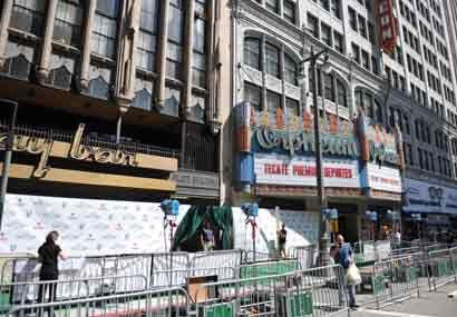 Los Tecate Premios Deportes del 2009 ya van tomando forma en el 'Teatro...