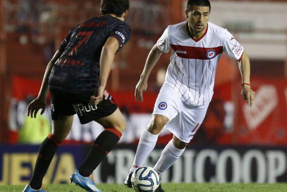Sus últimos juegos como profesional los vivió con el Argentinos Juniors,...