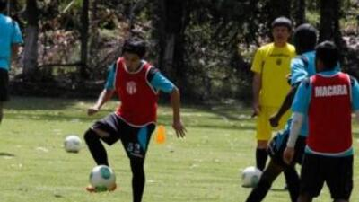 El futbolista juvenil sufrió un paro cardíaco durante las prubas con el...