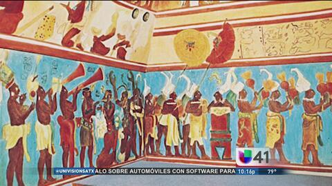 Secretos Escondidos: El tesoro de los murales de Bonampak