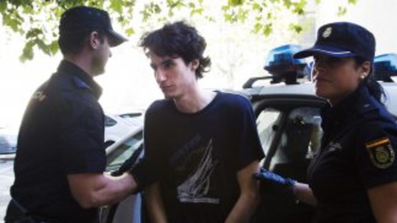El joven español Juan Manuel Morales Sierra confesó su intención de aten...