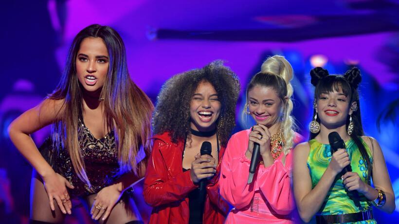 Los 16 finalistas de La Banda llegaron a los shows en vivo llenos de ene...