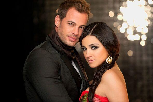 Maite Perroni y William Levy protagonizaron  la telenovela y se convirti...