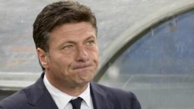 Mazzarri sería el sustituto deAndrea Stramaccioni en el Inter.