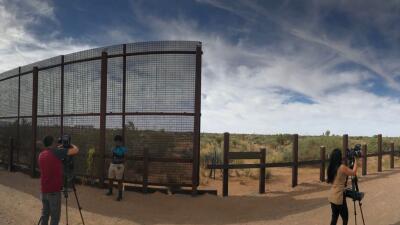La frontera también vota. Día 13: Santa Teresa - Sunland Park
