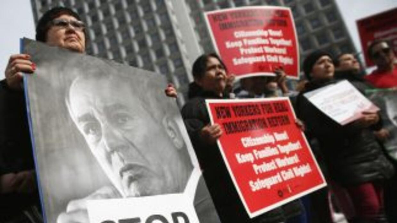 La estrategia de John Boehner ante la reforma migratoria provocó critica...
