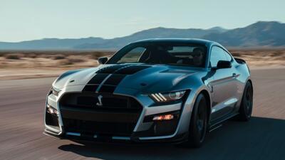 Detroit 2019: Ford Mustang Shelby GT500 2020, el potro se mantiene salvaje