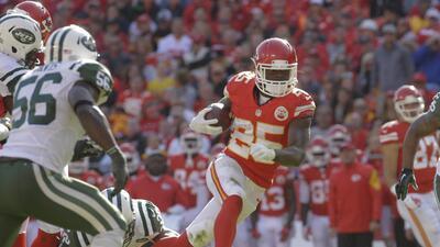 Highlights Semana 9: New York Jets vs. Kansas City Chiefs