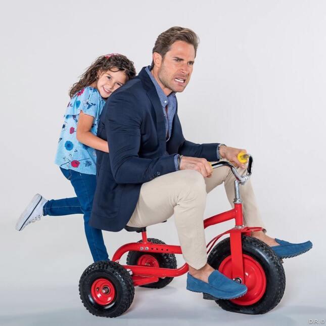 Sebastian Rulli quedará marcado tras accidente en 'Papá a toda madre'