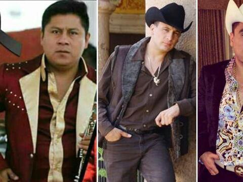 Los asesinatos y otras tragedias que han golpeado al regional mexicano