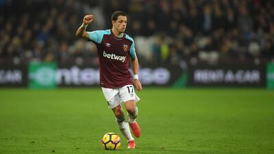El mexicano espera tener regularidad con el West Ham
