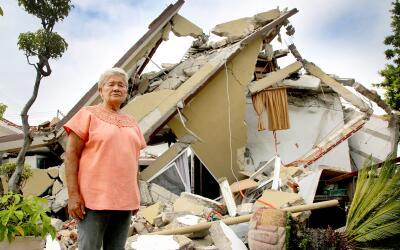 Terremoto México Retratos