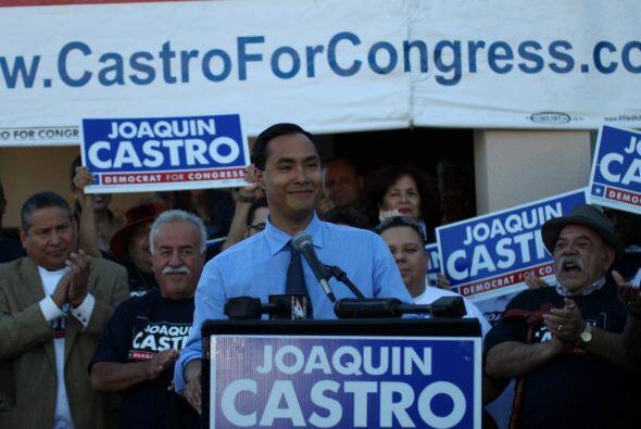 Joaquín Castro es uno de los más queridos en el congreso.