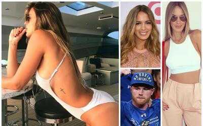 La venezolana Shannon De Lima, ex pareja del cantante Marc Anthony, es l...