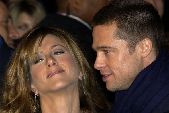 El problema, Brad estaba casado con Jennifer Aniston.Mira aquí más video...
