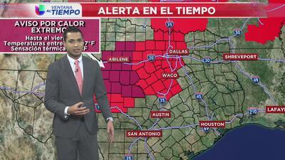 ¿Por qué está haciendo tanto calor en Houston estos días?