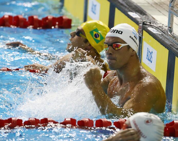 """El joven dice que su aspiración es convertirse en el """"Usain Bolt"""" de la..."""