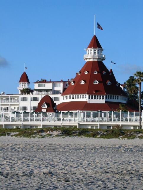 hotel del colorado