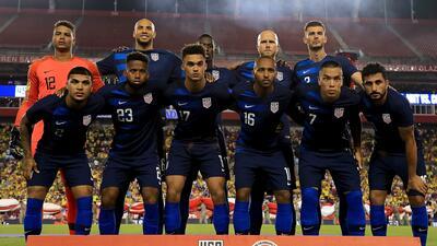 El Team USA cerrará el 2018 con amistosos ante Italia e Inglaterra