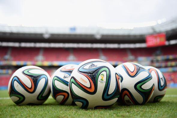 3.240 balones fueron utilizados en entrenamientos y encuentros durante e...