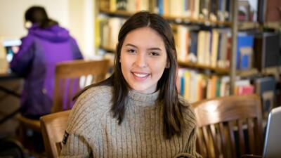 Una latina narra el camino trazado hasta Cornell University