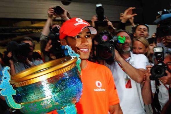 Hamilton tendrá dos semanas para festejar antes del Gran Premio de Turqu...