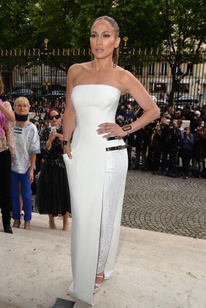 Recientemente Jennifer Lopez viajó a Europa para estar en uno de los eve...