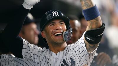 Dos novatos de los Yankees logran una hazaña sin precedentes