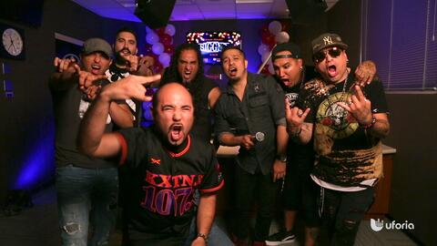 Uforia Interview: Baby J with Grupo Siggno Image