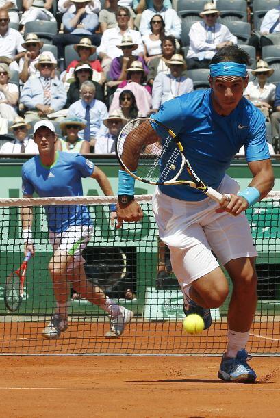 ¡Feliz cumpleaños a Rafael Nadal! Sin jugar bien pero con determinación,...