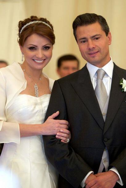 """El recién casado comentó en esta imagen """"Estoy Feliz con el inicio de es..."""