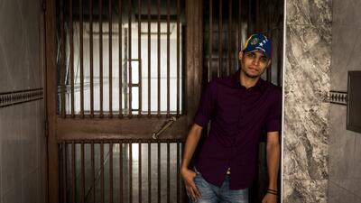 """En fotos: gente común acusada de """"conspirar"""" en Venezuela"""