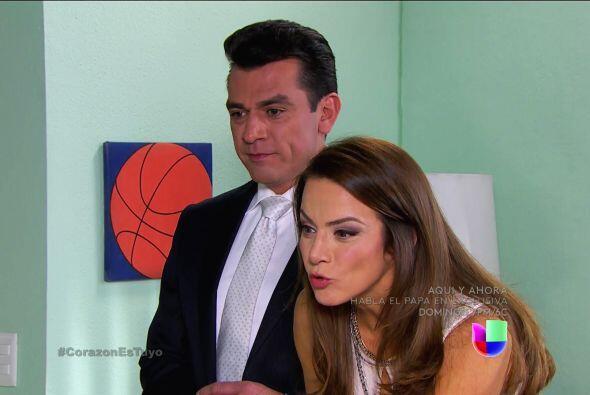 Y por supuesto, Ana y Fernando no se separán de ti ni un minuto.