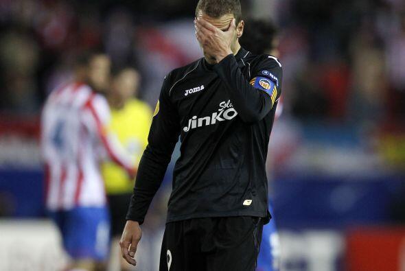 El equipo valenciano sabía que ese resultado era difícil de remontar en...