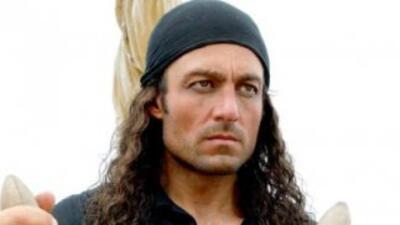 Fernando Colunga fue otra clase de pirata en Pasión.