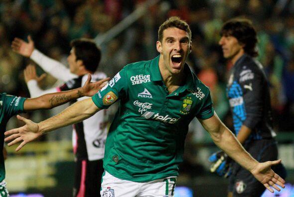 León con 22 puntos y que jugará de visita ante Xolos, necesita de un tri...
